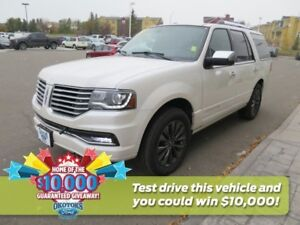 2017 Lincoln Navigator Select  3.5l v6 with clean Carproof, seat