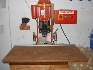 Salice Hinge Boring Machine