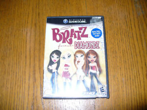 NINTENDO GAMECUBE BRATZ VIDEO GAME