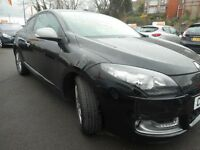 Renault Megane KNIGHT EDITION ENERGY DCI S/S (met black/silver mirrors) 2013