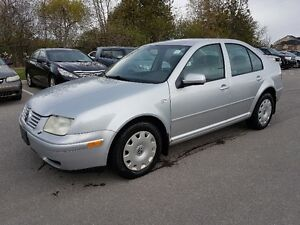 2001 VW Jetta Sedan *** Power Opts, Heated Seats, AC, Cruise ***