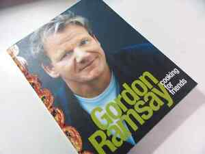 Cooking for friends Gordon Ramsay cookbook