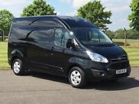 Ford Transit Custom 2.2TDCi ( 125PS ) 290 L2 H2 Limited Van