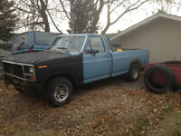 PRICE REDUCED 1980 Ford F-100 Pickup Truck