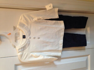 Girls gap outfit new with tags