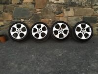 "VW Golf GTi 18"" Monza Alloy Wheels"