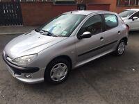2003 Peugeot 206 1.1 ***long mot***