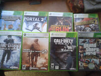 SELLING GAMES for Xbox 360.. (FPS/Racing/RPG etc.)