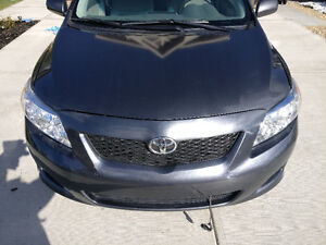 REDUCED - Cheapest 2009 Toyota Corolla LE - WINTER TIRES