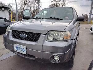 2007 Ford Escape XLT V6 SUV
