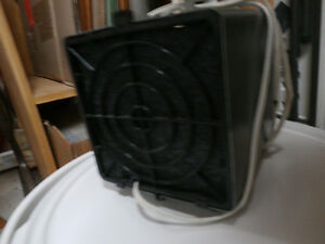 stained glass fume filter fan
