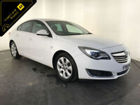 2014 64 VAUXHALL INSIGNIA SRI CDTI DIESEL SERVICE HISTORY FINANCE PX WELCOME