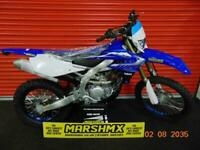 Yamaha WR 250 F 2020 Model - Nil Deposit Finance Available