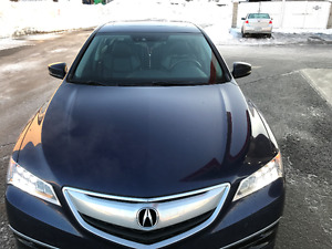 2015 Acura TLX - lease takeover