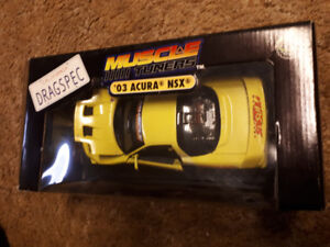 1/18 muscle machines funline edition hot wheels tuners diecast