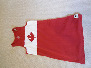 Roots Brand Maple Leaf Dress - Worn 1x Women's XS/Kids XXL