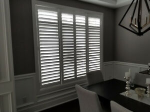 Wooden Plantation & California SHUTTERS – Get a FREE Quote
