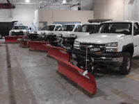 Snow removal for Commercial and Residential properties