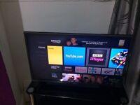 """Samsung 40"""" smart full HD TV"""