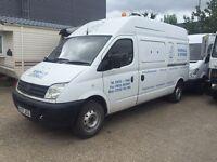 2007-57 Reg LDV maxus 35/120 model diesel LWB hi roof needs gearbox can delivery
