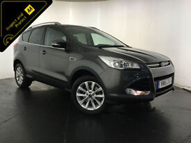 2015 FORD KUGA TITANIUM TDCI DIESEL 1 OWNER SERVICE HISTORY FINANCE PX WELCOME