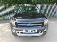 FORD RANGER DOUBLE CAB WILDTRACK 4 X 4 200 BHP LEATHER