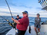 LAKE ONTARIO BIG FISHING CHARTERS