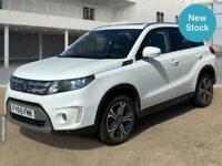 2015 Suzuki Vitara 1.6 DDiS SZ5 ALLGRIP 5dr - SUV 5 Seats SUV Diesel Manual