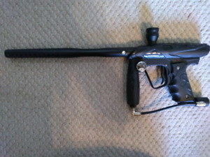 Ion electronic paintball gun