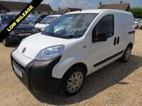 2012 12 FIAT FIORINO 1.2 16V MULTIJET SX ONLY 14457 MILES FROM NEW DIESEL