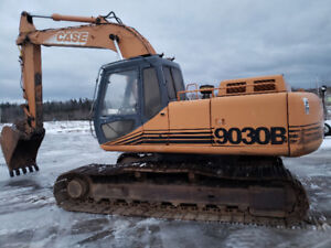 Case 9030B Excavator FINANCING AVAILABLE
