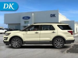 2017 Ford Explorer Platinum   Fully Loaded, Certified!