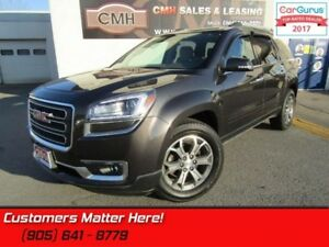 2014 GMC Acadia SLT2  - Leather Seats -  Cooled Seats