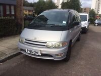 Toyota Lucida 1997 8 Seater Automatic 2.2 Diesel