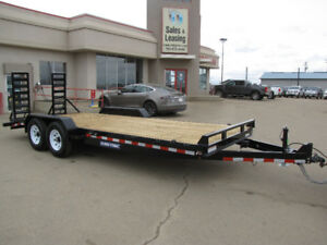Sure-Trac 7x20 IMPLEMENT TRAILER LEASE, FINANCE OR RENT