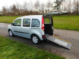 2012 Renault Kangoo 1.5 Dci Only 30K WHEELCHAIR ACCESSIBLE ADAPTED VEHICLE WAV