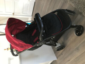 Safety first stroller car seat combo