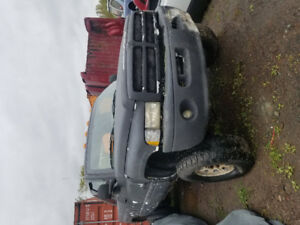 2001 dodge ram 2500 4x4 diesel for parts