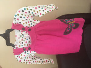 Carters size 4 dress/shirt