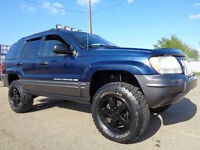 LIFTED--2004 Jeep Grand Cherokee  V8 4.7  H.O-COLUMBIA EDITITION