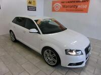 2011 Audi A3 2.0TDI ( 140PS ) Sportback S Line ***BUY FOR ONLY £48 PER WEEK***