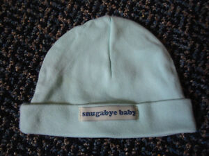 Lot of 5 Boys Size 0-3 Months Cotton Hats Kingston Kingston Area image 4