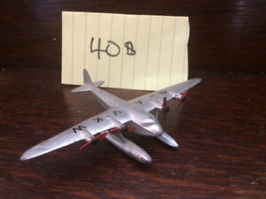 Dinky airplanes army toys