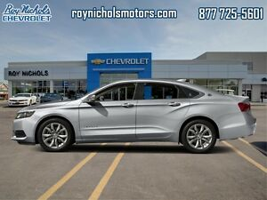 2016 Chevrolet Impala LT  - Certified - Touch Screen -  Bluetoot