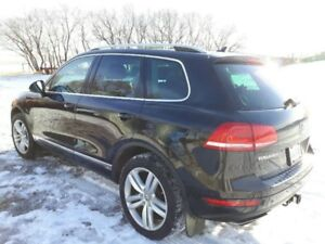 FOR SALE: 2013 Volkswagen Diesel Touareg SUV