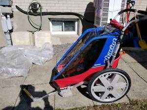 Poussette a vélo de marque Chariot