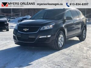 2015 Chevrolet Traverse LS  Eight Passenger with Trailering pack