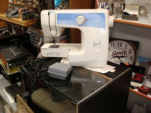Reduced: Brother LS2125 Portable Sewing Machine-- needs 2 parts