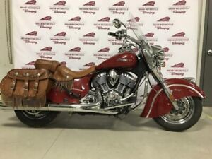2015 Indian Motorcycle Chief Vintage Indian Red