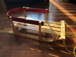 Streamridge Traditional Kids Sleigh For Sale